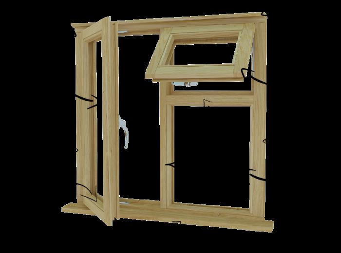 Wooden Windows Terminology